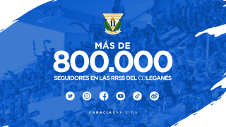 CD Leganés is seeing rapid online growth by embracing the fun factor