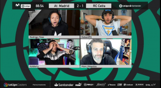The role of streamers in LaLiga's growth