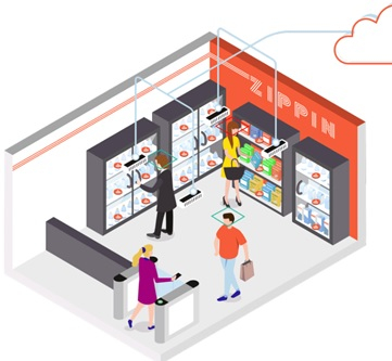 """AI enables fans to """"grab 'n go,"""" minimizing wait times and staff"""