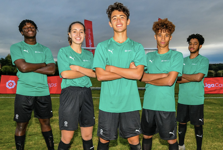 LaLiga lanza nuevos proyectos deportivos en Reino Unido y Brasil