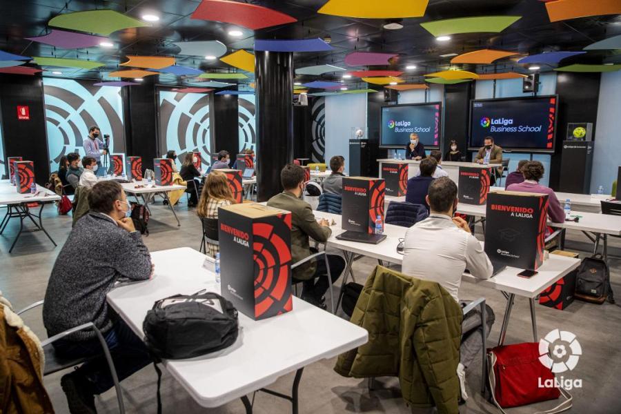 LaLiga lanza 'The MBA of LaLiga' para preparar a los futuros líderes del cambio de la industria deportiva y del entretenimiento