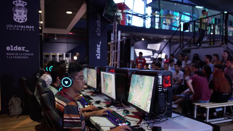 La UD Las Palmas renueva su sección de competitive gaming y los servicios que ofrece a su comunidad