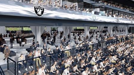 Allegiant Stadium Club Seating and Pricing