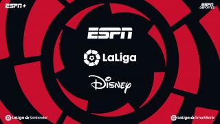 ESPN y LaLiga llegan a un histórico acuerdo de derechos para llevar la destacada liga de fútbol a millones d