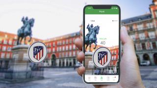 Los tokens del Atlético de Madrid suscitan un gran interés en los aficionados internacionales