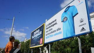 El RC Celta busca ganar terreno internacional vistiendo de celeste numerosas ciudades del mundo