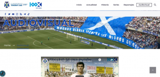 CD Tenerife digitalises its history to bring the 100-year Blanquiazul journey closer to football fans