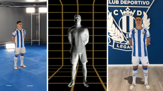 How CD Leganés used 3D technology to bring fans closer to their 2021/22 kit launch