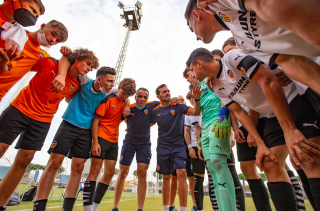 Valencia CF academy's global growth puts it in the running for an international social impact award