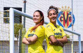 Villarreal CF lands in Israel to promote youth and women's football in the country