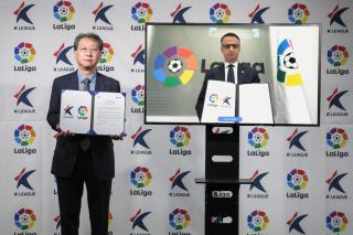 LaLiga and K League detail their roadmap for 21/22 season