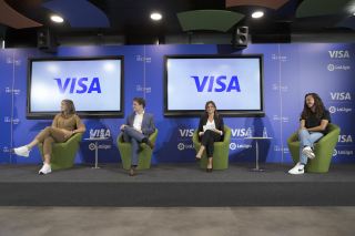 LaLiga teams up with Visa to offer female footballers post-career guidance through a training programme