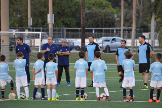 RC Celta's global presence grows with the launch of three more international academies in Mexico