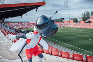How Girona FC is using its mascot to connect with fans