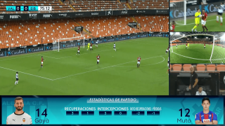 LaLiga and Movistar launch multi-camera option to take viewing experience to a new level