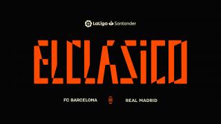 The new brand identity of ElClásico
